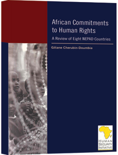 African Commitments to Human Rights: A Review of Eight NEPAD Countries
