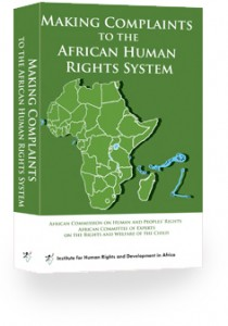 Making Complaints to the African Human Rights System