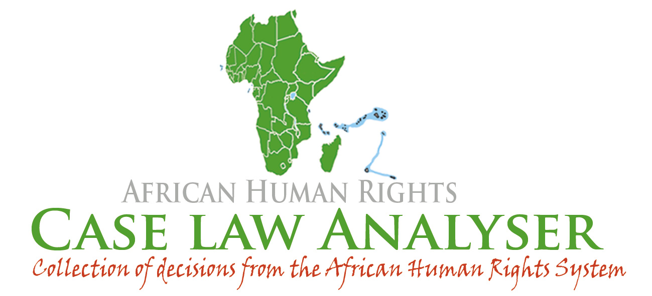 African Human Rights Case law Analyser receives its 10,000 visitor
