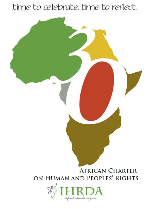 African Charter turns 30: time to celebrate, time to reflect
