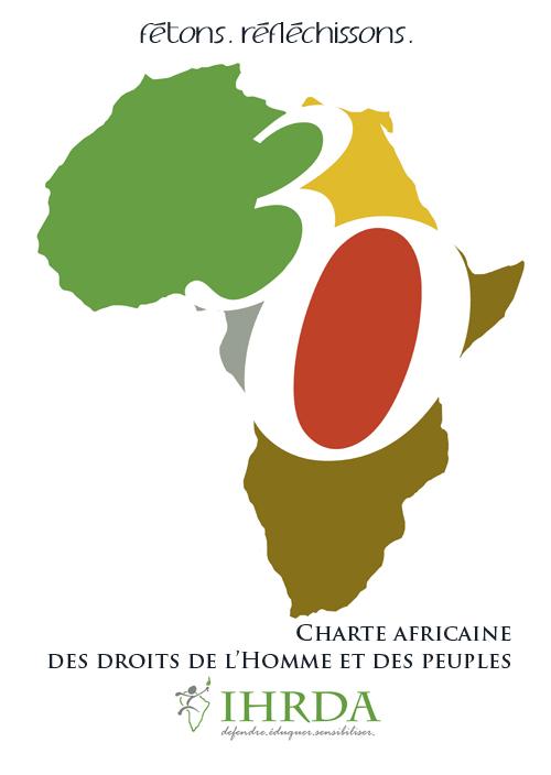 La Charte africaine a 30 ans: fétons, réfléchissons