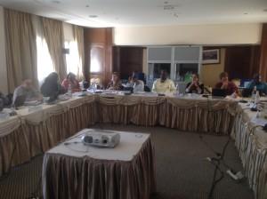 Tunis meeting