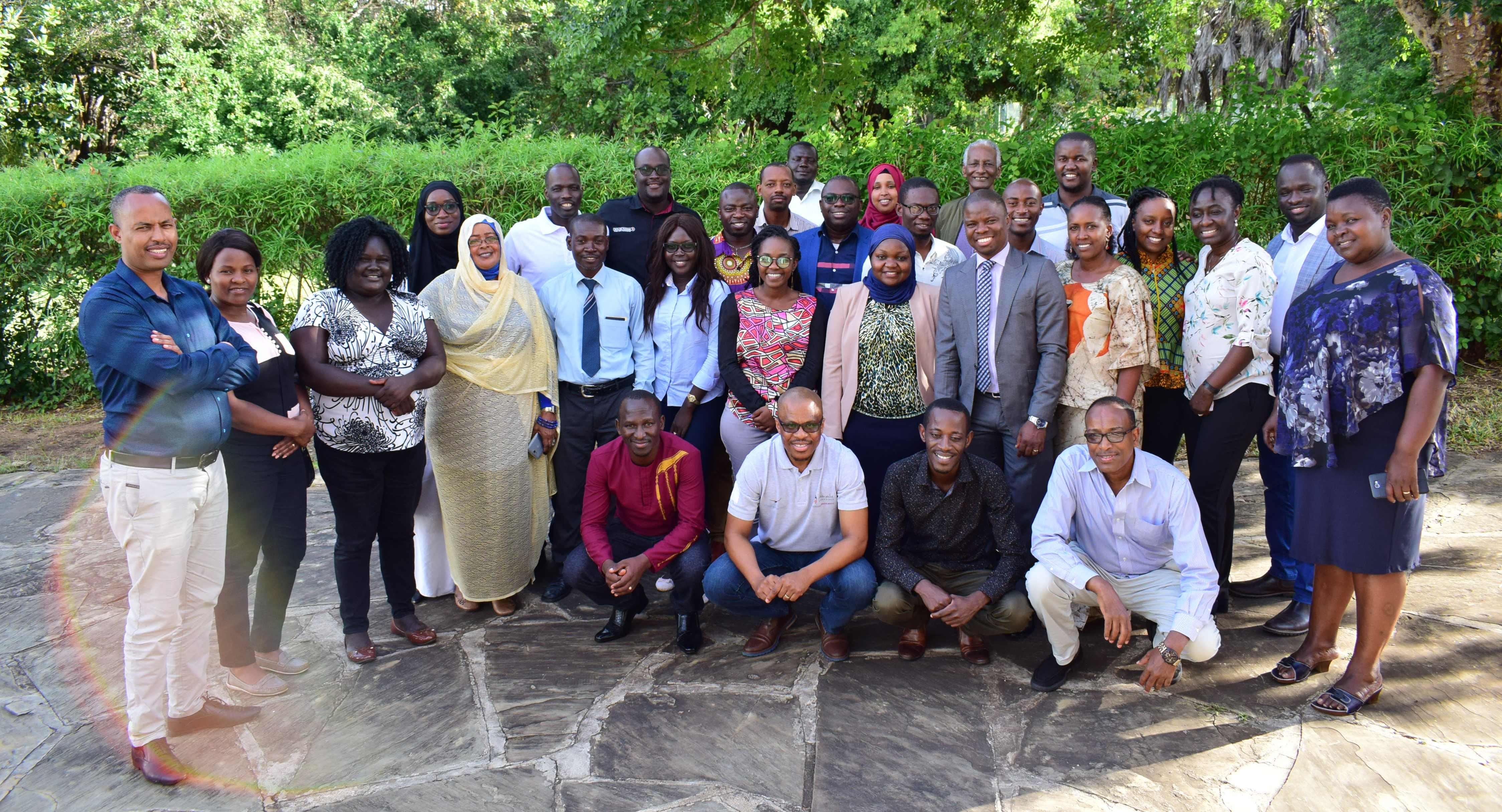 IHRDA organizes child rights strategic litigation workshop for East and Horn of Africa
