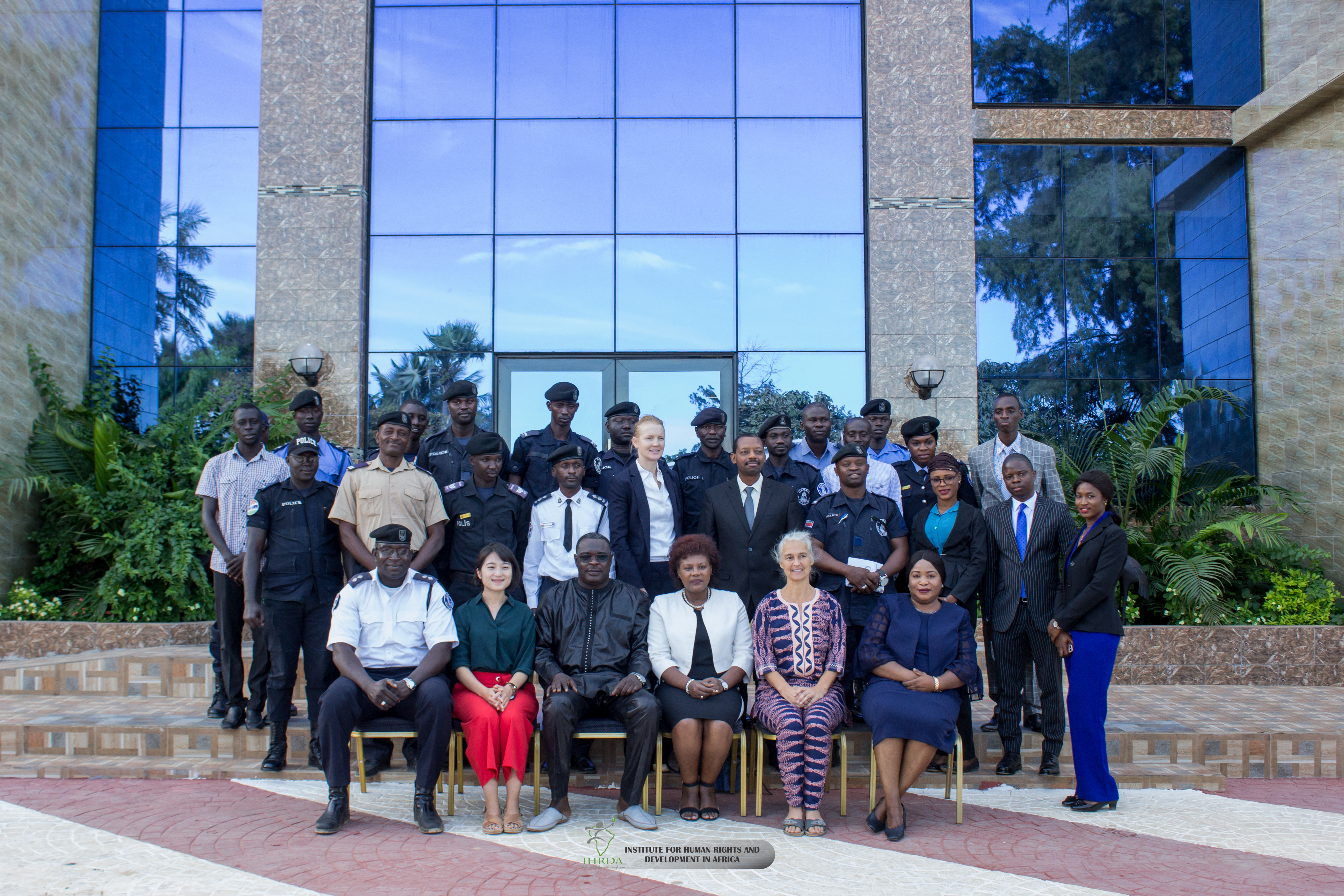 Human Rights Workshop for Gambia Police [29-Jan-2019]-11