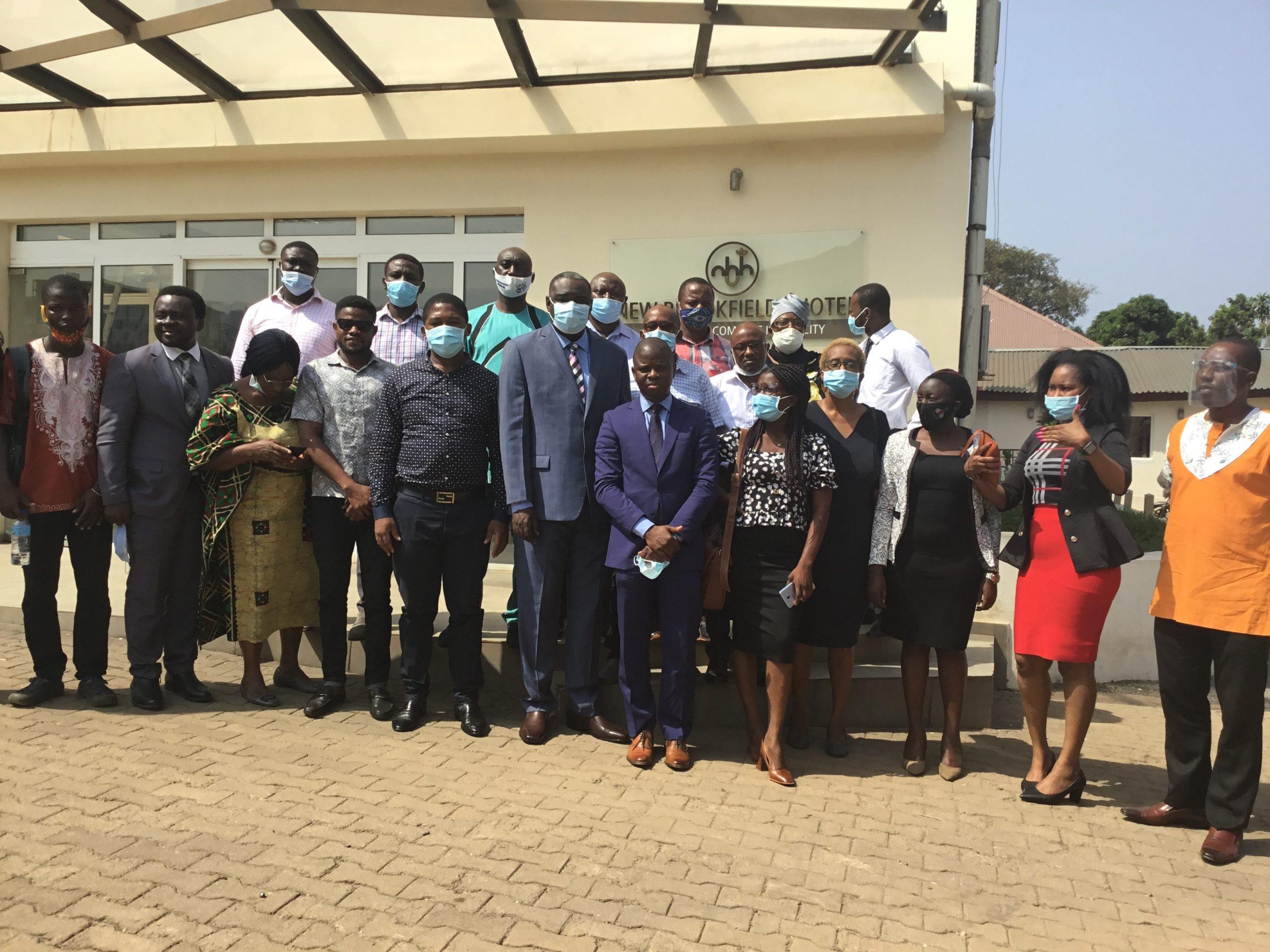 Human rights strategic litigation: IHRDA, CARL organize training, case-identification workshop for Sierra Leone lawyers, CSOs