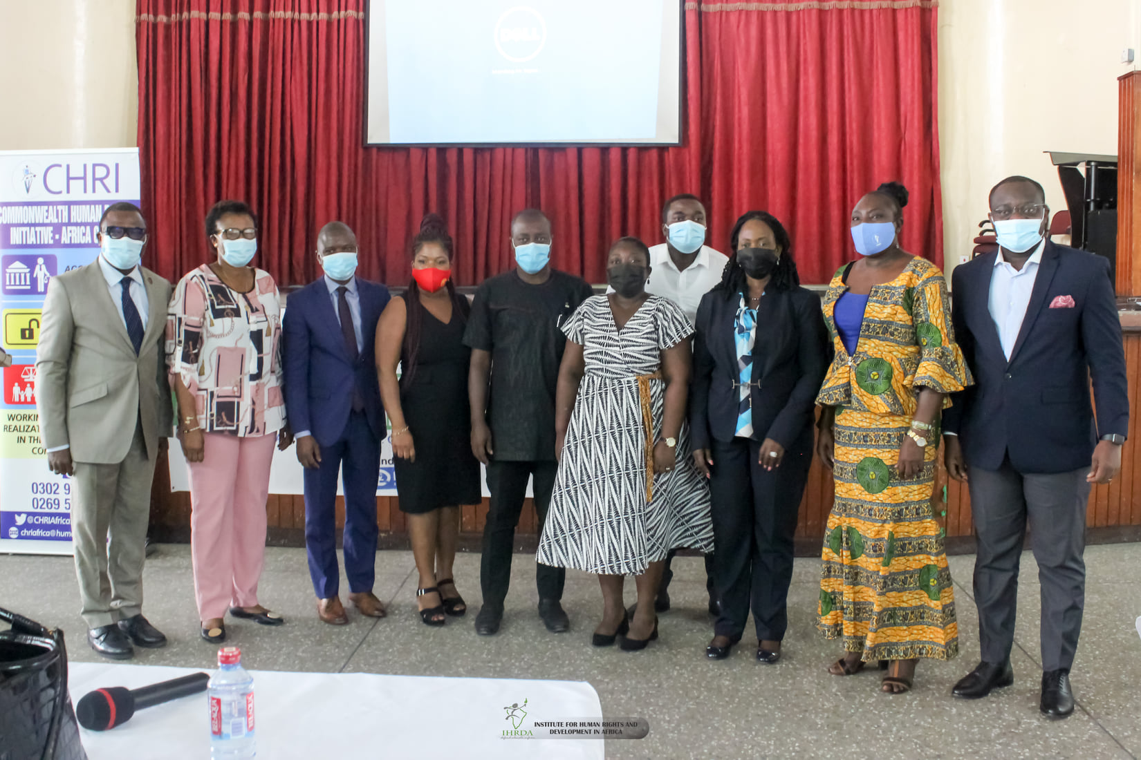 IHRDA organizes child rights strategic litigation workshop for Ghana lawyers, CSOs