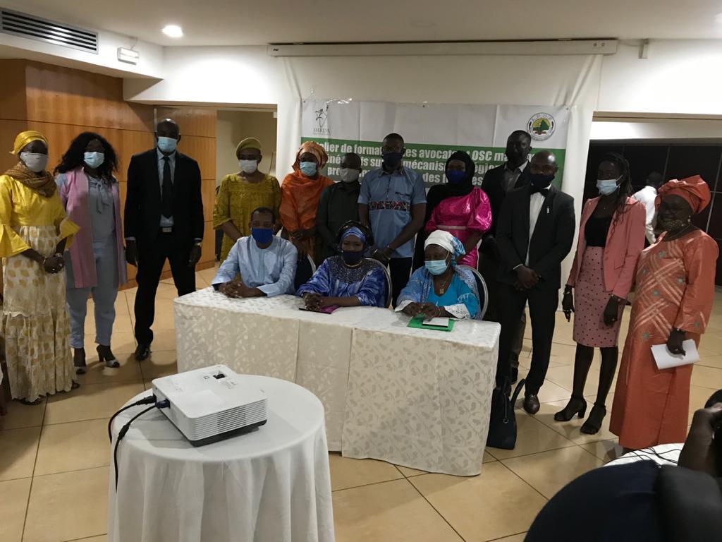 Le contentieux stratégique sur les droits des femmes: IHRDA, APDF organisent un atelier de formation pour les défenseurs des droits des femmes du Mali et du Sénégal