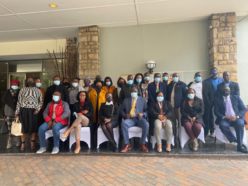 IHRDA, CRNSA organize child rights strategic litigation workshop for Southern Africa